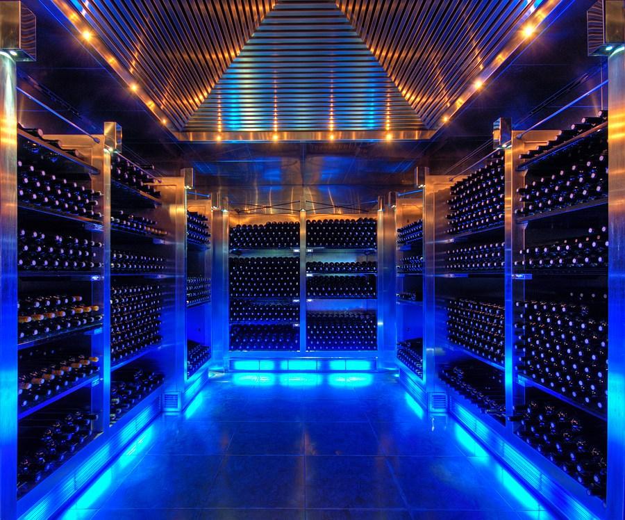 Toscaanse wijnkelder - Wijnkelder ...